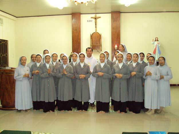 The Formation Of The Missionaries Of Christ's Charity In Saigon, Vietnam